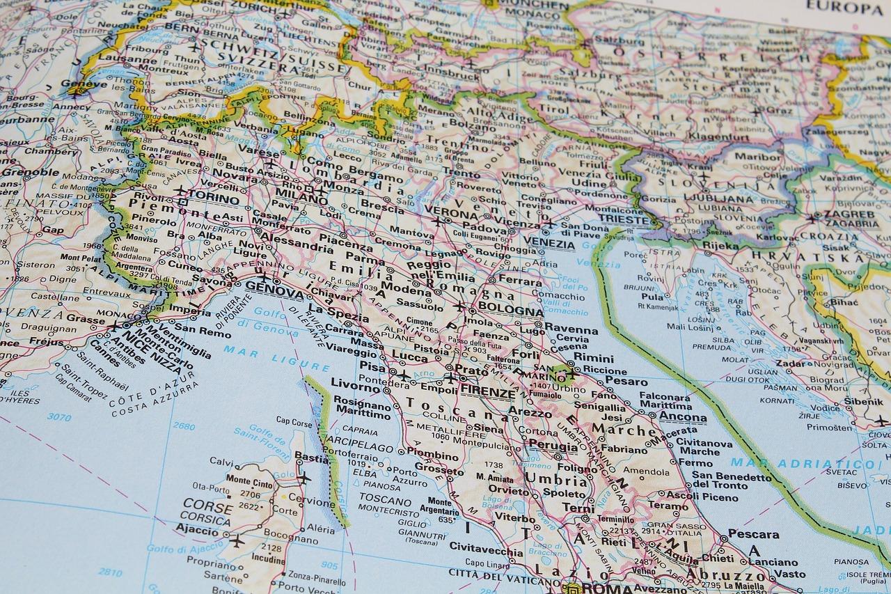 Wakacje we Włoszech – jakie drogi